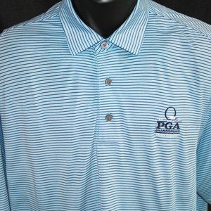 FootJoy PGA Championship Performance Golf Shirt L